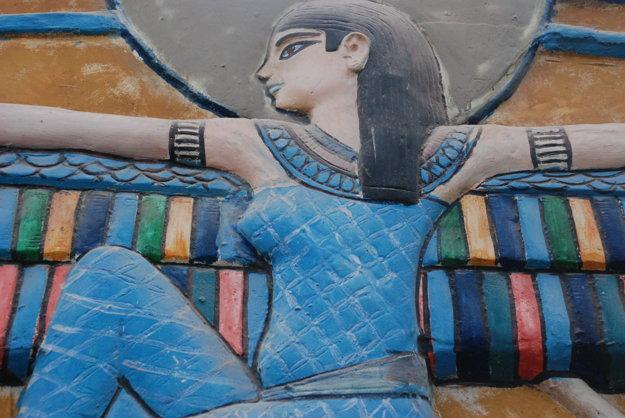 Kráľovná Hatšepsut.