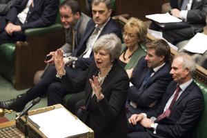 Rokovanie o brexite.