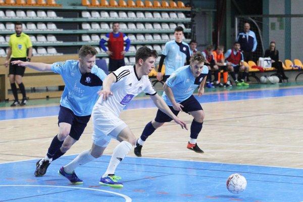 Sériu vyhrali futsalisti Bánoviec.