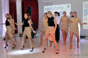 Na Hornoturčianskom plese.