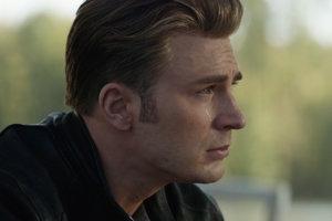 Captain America sa nedokáže vyrovnať so zlyhaním vo vojne s Thanosom.