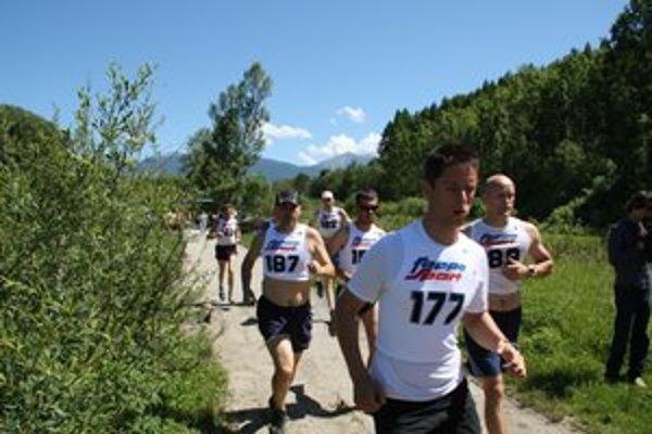 Cezpoľný beh Ondrašovská horička bol  súčasťou Liptovskej bežeckej ligy a mal aj punc Behu olympijského dňa.