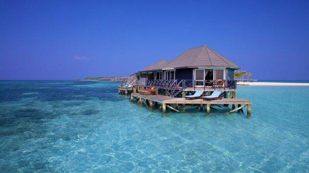 HotelKuredu Island Resort & Sangu Water Villas 4*