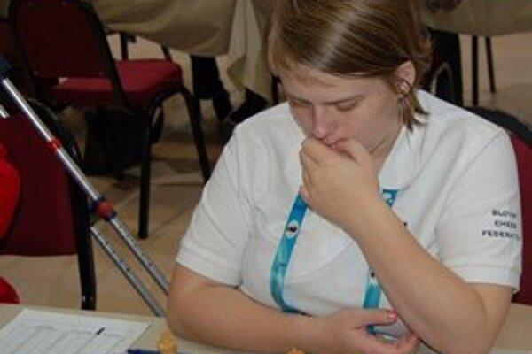 Ružomberská šachistka ako prvá v histórií v družstve medzinárodného združenia ťažko telesne postihnutých šachistov (IPCA) reprezentovala Slovensko na šachovej olympiáde.