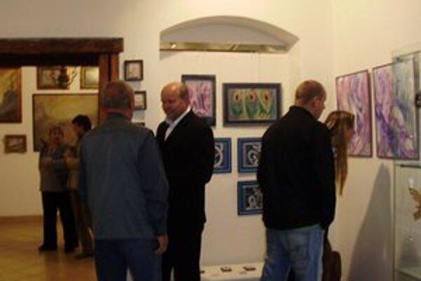 Výstava MY 2012 v Národopisnom múzeu v Liptovskom Hrádku potrvá do 18. novembra.