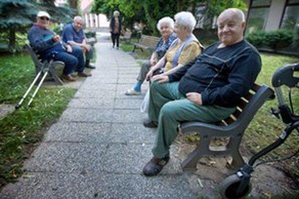 V okrese Liptovský Mikuláš žije viac dôchodcov ako detí do 15 rokov.