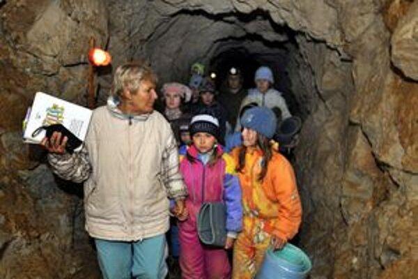 Alergikom prospieva aj počas horúcich dní pobyt v chladnejšom prostredí jaskýň, kde je vysoká relatívna vlhkosť vzduchu.
