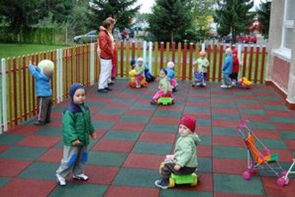 Po rekonštrukcii sa rodičia nemusia báť o svoje deti