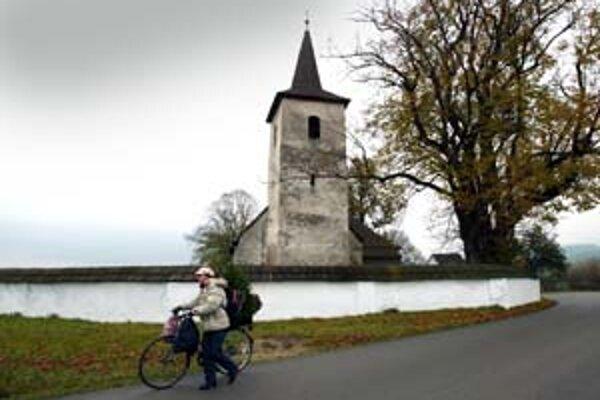 Patrí medzi najstaršie a zároveň najkrajšie kostoly.