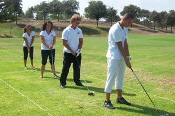 Využiť zelený šport pri rozvoji turizmu má v liptovskom regióne veľké perspektívy.