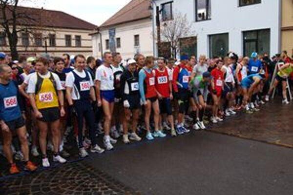 Na jubilejnom maratóne štartoval rekordný počet pretekárov.