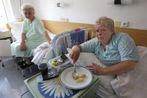 Čoraz lepšie vybavenie oddelenia je prínosom nielen pre lekárov, ale najmä pre pacientov.