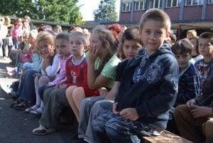 Nielen deti z Liptovskej Teplej, ale aj z okolitých obcí, sa tešia z vynovenej školy.