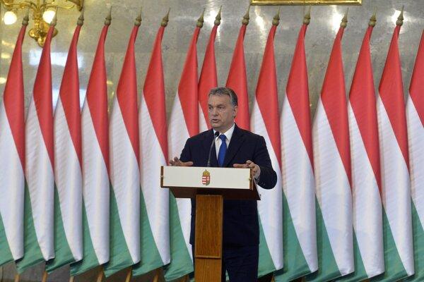 Maďarská vláda sa rozhodla proti povinnému prerozdeľovaniu utečencov vypísať ľudové hlasovanie.