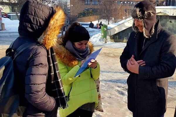 Iniciátori referenda oreferende začali zbierať podpisy na Kysuciach.