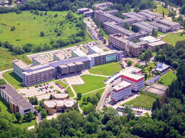 Žilinská univerzita v Žiline