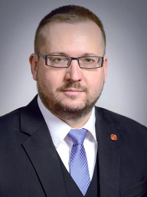 Rektor UK prof. JUDr. MAREK ŠTEVČEK, PhD.
