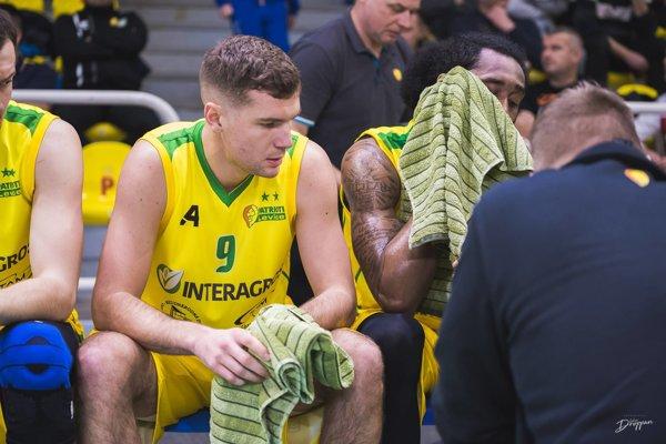 Nová posila Levíc Dino Pita zaznamenal v zápase 25 bodov.