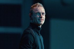 Michael Fassbender vo filme Steve Jobs.
