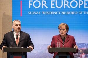 Summit krajín Vyšehradskej štvorky.
