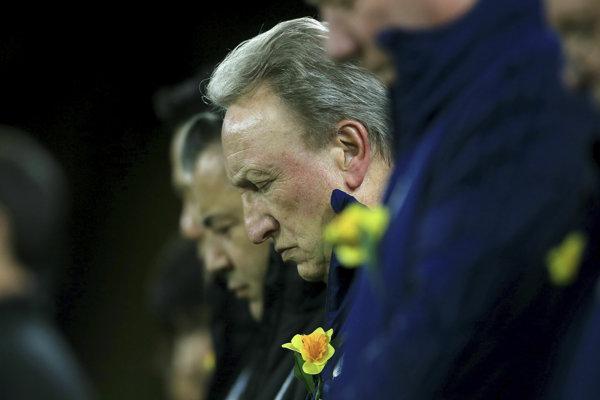 Tréner Cardiffu Neil Warnock.