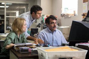 Investigatívci z Boston Globe v ocenenom filme Spotlight.
