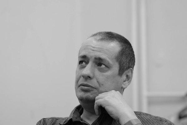 Juraj Černý, bubeník Tublatanky a Slobodnej Európy.