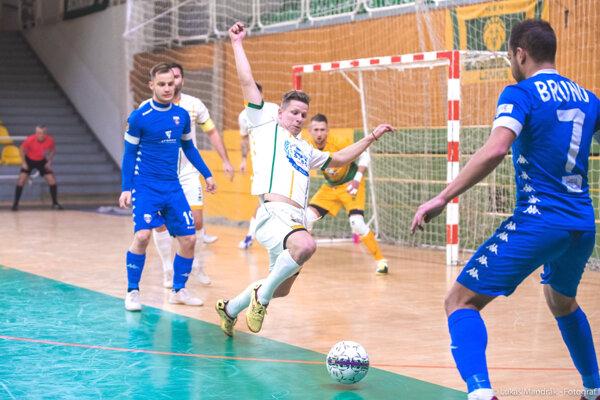 Futsal Team Levice čaká už tento piatok duel okonečné piate miesto po základnej časti proti Spartaku Trnava.