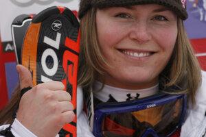 V roku 2008 vyhrala zjazd v talianskom Cortina d' Ampezzo.