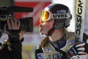 V roku 2004 vo švajčiarskom St. Moritzi.