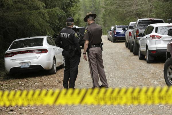 Strelec sám telefonicky kontaktoval políciu a oznámil jej, čo vykonal.