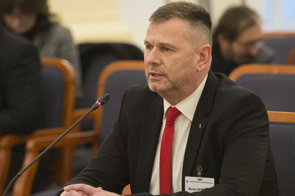Boris Gerbery.