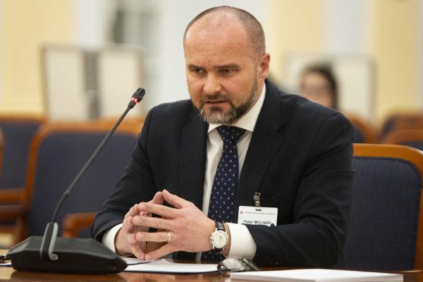 Peter Molnár je kandidát na sudcu Ústavného súdu, ktorého nominovala Slovenská komora exekútorov.