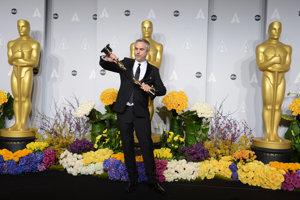 Alfonso Cuarón súťaží o Oscara s filmom Roma.