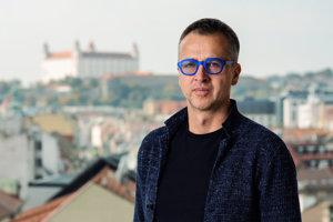Tomáš Šebo.