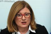 Ministerka Matečná označila protest farmárov za aktivity opozície.