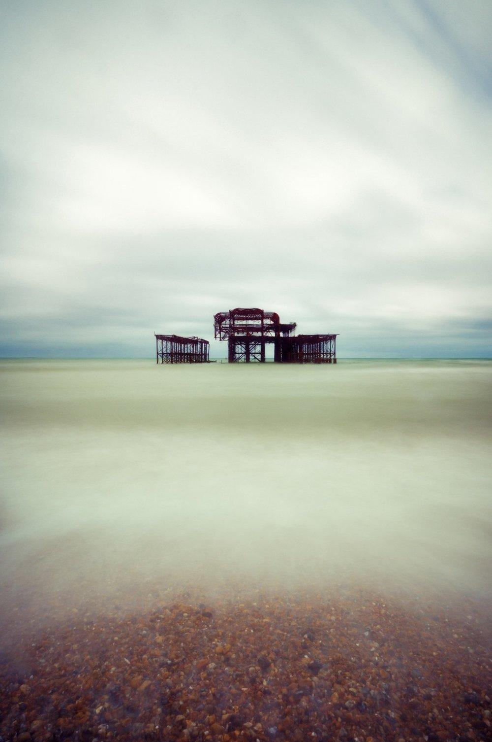 Osamelosť na mori.