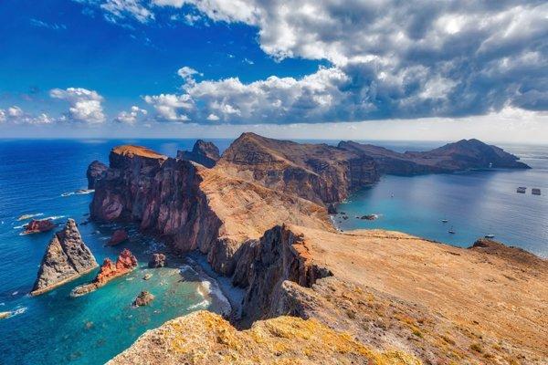 Portugalská Madeira je rajom pre milovníkov prírody
