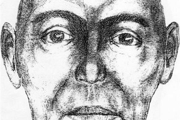 Portrét vyhotovil súdny znalec.