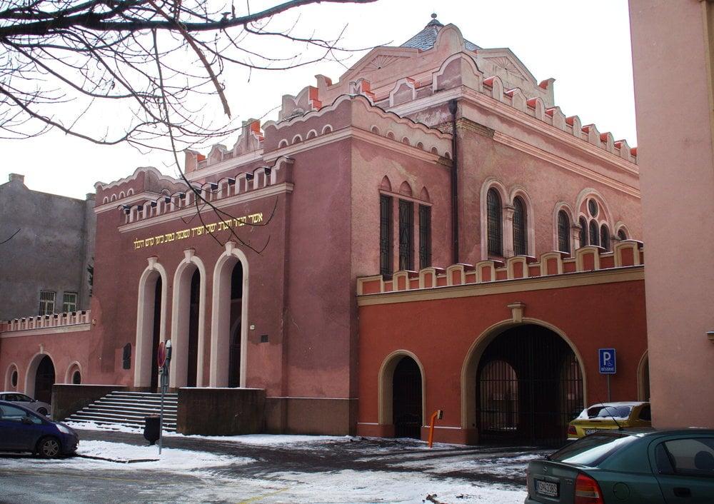 Košická synagóga