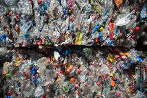 PET fľaše (ilustračné foto).