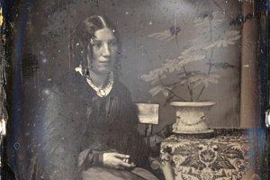 Autorka antirasistického románu Harriet Beecher Stoweová