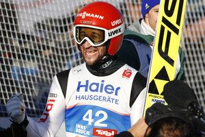 Markus Eisenbichler.