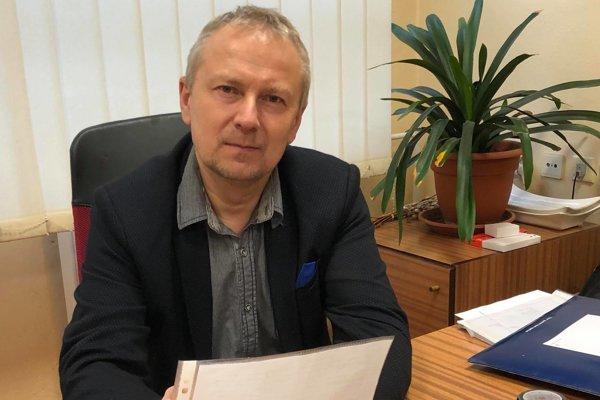 Martin Pavlík, starosta obce Makov.