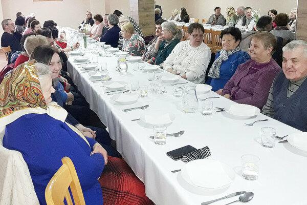 Na prvej výročnej členskej schôdzi sa stretlo viac ako sto členov nového združenia.