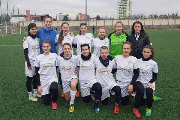 Ženy Topoľčian porazili v prípravnom zápase Zlín.