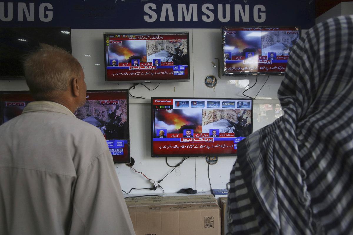 7af7eed828 India a Pakistan  Hrozí jadrová vojna o Kašmír  - Svet SME