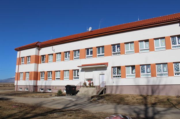 Obnovou škôlky sa rozšírila jej kapacita.