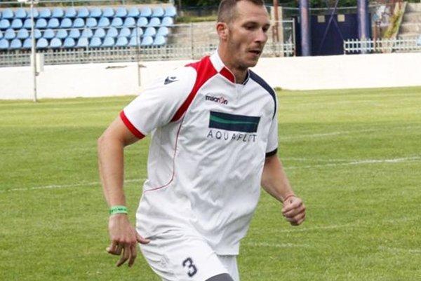Peter Slíž odišiel z Čeľadíc do Hrušovian.