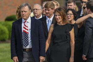 Rodičia Otta Warmbiera skritizovali prezidenta Donalda Trumpa.